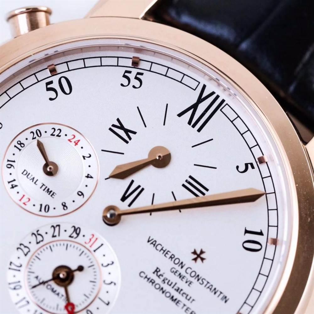 江诗丹顿马耳他系列42005两地时腕表首发详解 第6张
