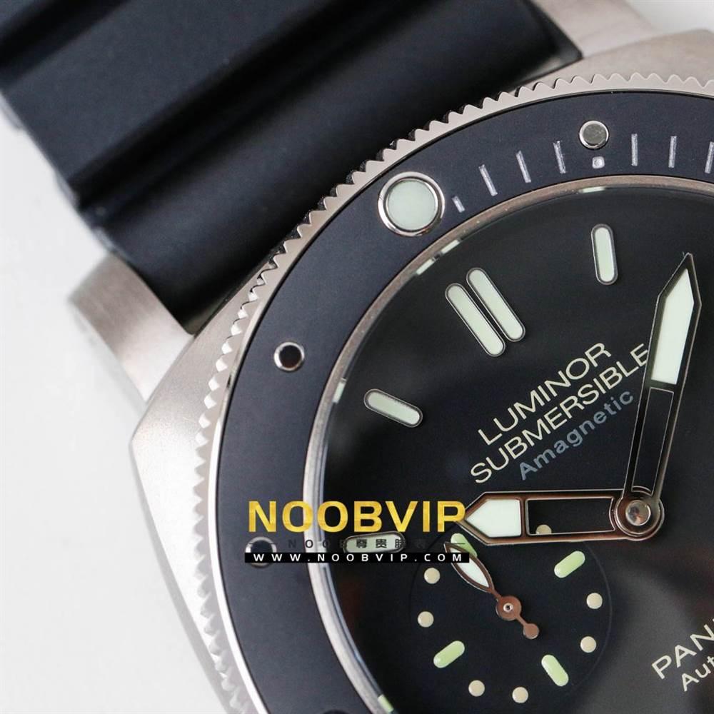 VS厂沛纳海PAM00389防磁潜水腕表首发详解 第5张