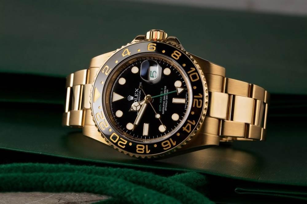 """""""蝙蝠侠""""的更新版本但是GMT-Master II手表劳力士停产是一个更大的新闻"""