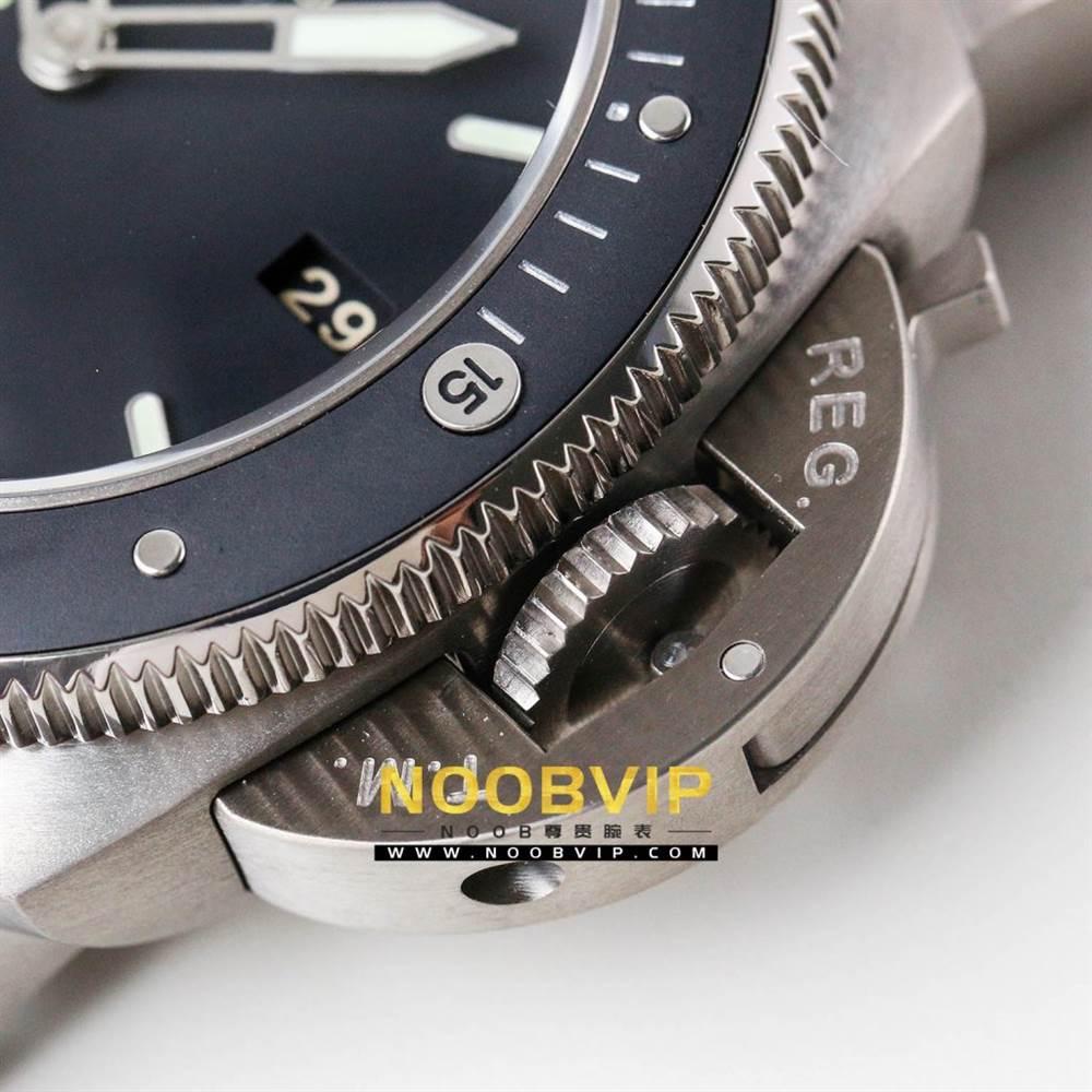 VS厂沛纳海PAM00389防磁潜水腕表首发详解 第7张