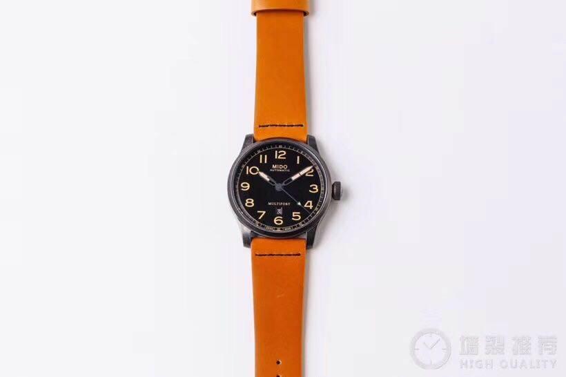 GG厂美度舵手系列M032.607.36.050.99腕表首发详解 第5张