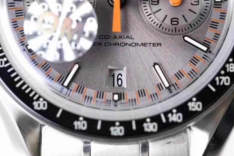 OM厂欧米茄超霸系列329.30.44.51.06.001腕表首发详解 第4张