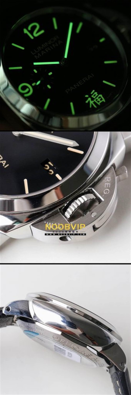 VS厂沛纳海LUMINOR系列PAM00498中国福腕表首发详解 第8张