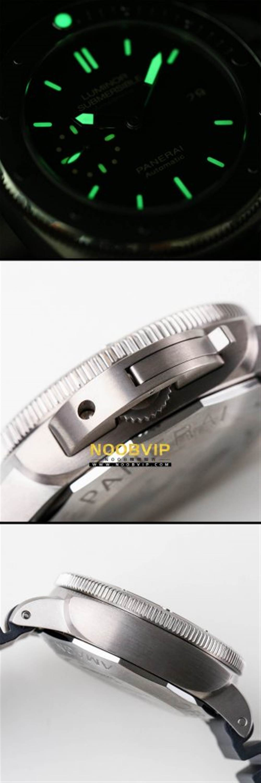 VS厂沛纳海PAM00389防磁潜水腕表首发详解 第8张