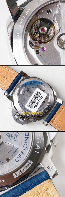 VS厂沛纳海LUMINOR1950系列PAM00688腕表首发详解 第9张
