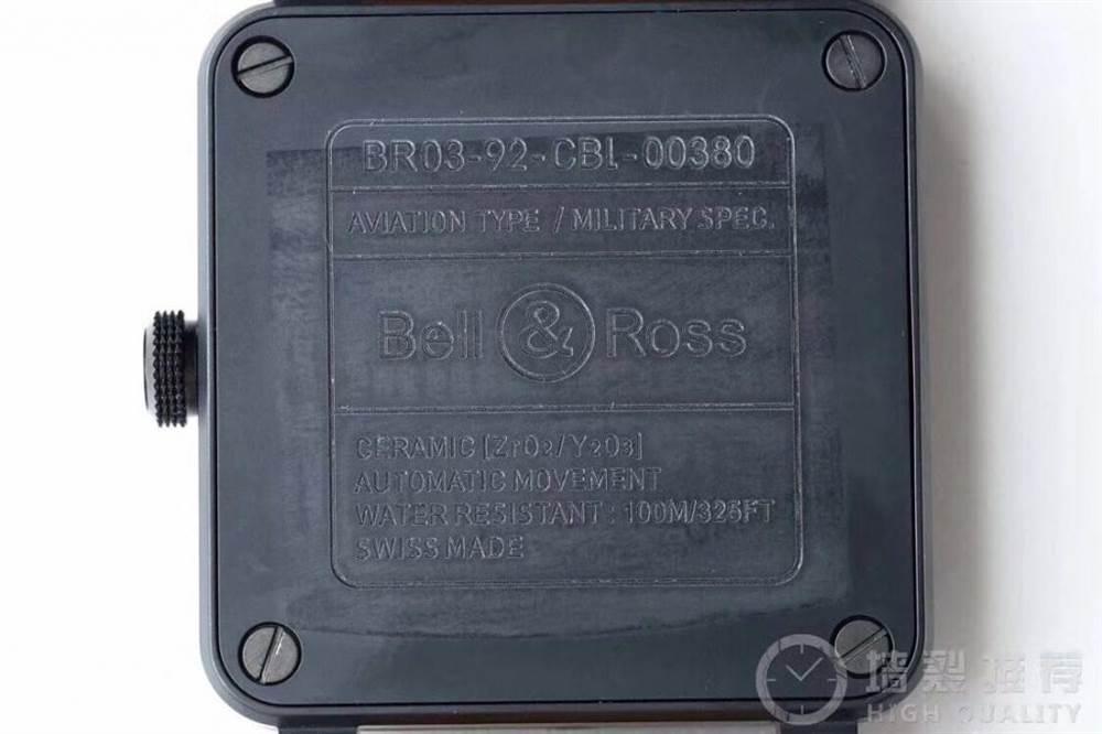 BR厂柏莱士INSTRUMENTS系列BR0392腕表首发详解 第9张