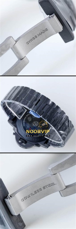 VS厂沛纳海黑武士PAM00438腕表首发