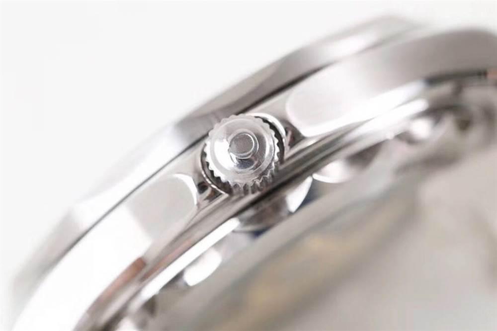 TW厂欧米茄海马系列指挥官限量版腕表搭配精钢表链腕表首发详解