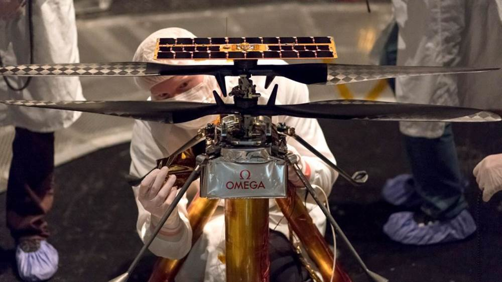 欧米茄手表重返月球,迎来阿波罗11号太空发射50周年 第5张