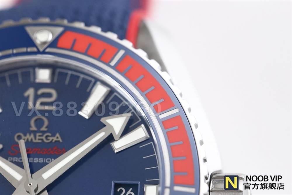 VS厂欧米茄百事可乐-奥林匹克平昌2018腕表做工如何 第8张