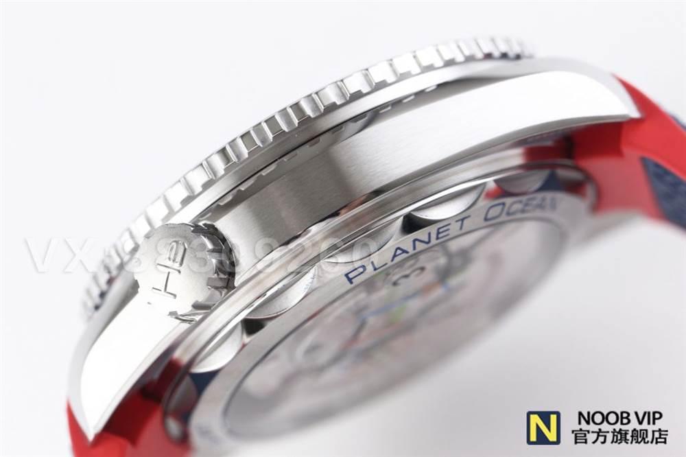 VS厂欧米茄百事可乐-奥林匹克平昌2018腕表做工如何 第11张
