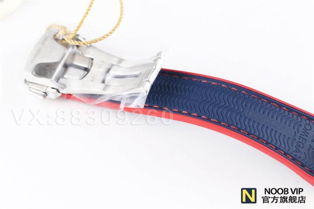 VS厂欧米茄百事可乐-奥林匹克平昌2018腕表做工如何 第17张