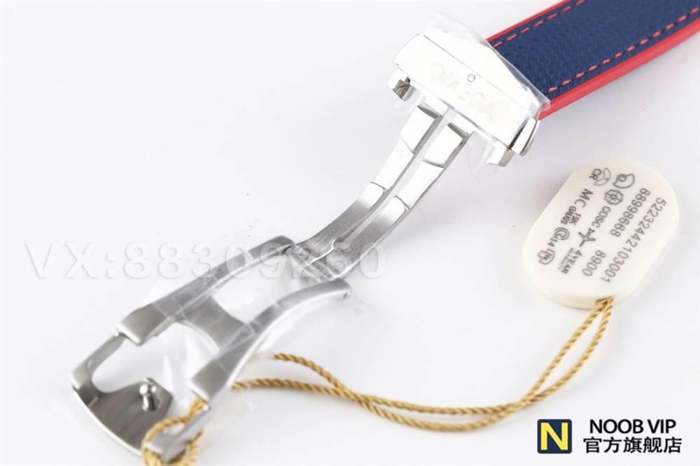 VS厂欧米茄百事可乐-奥林匹克平昌2018腕表做工如何 第19张