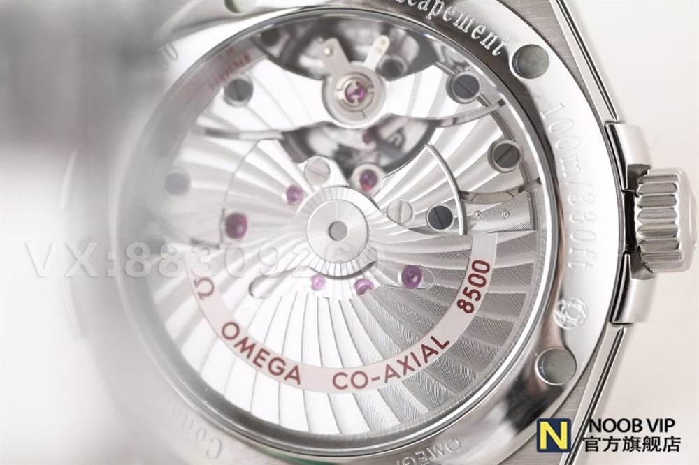 VS欧米茄星座系列腕表-黑面赏析