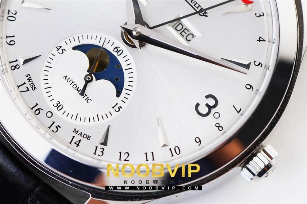 OM厂积家大师系列1558420腕表首发详解 第11张