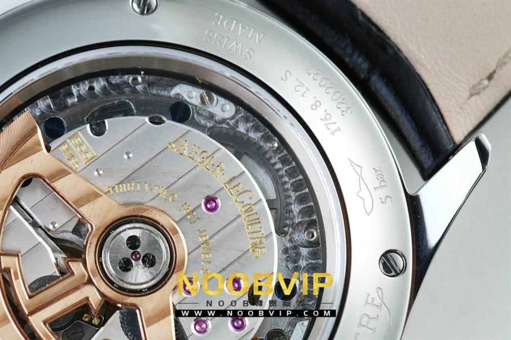 OM厂积家大师系列1558420腕表首发详解 第16张