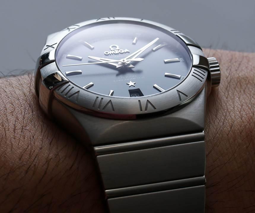欧米茄Constellation同轴38mm手表评测 第3张