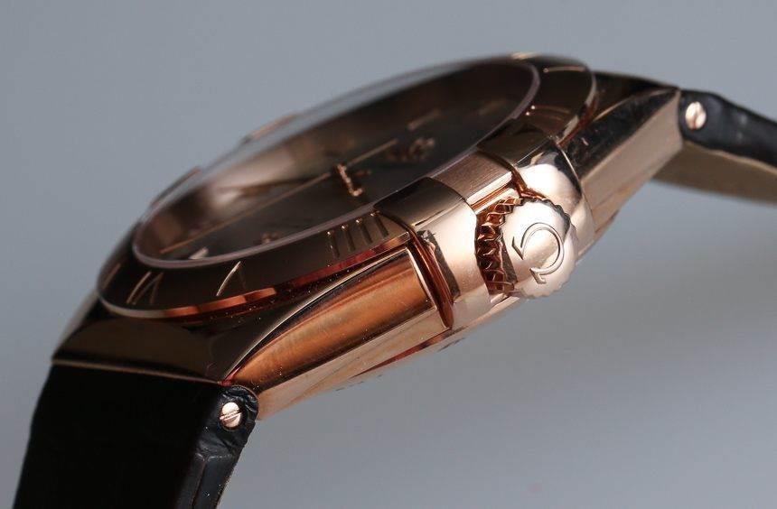欧米茄Constellation同轴38mm手表评测 第8张