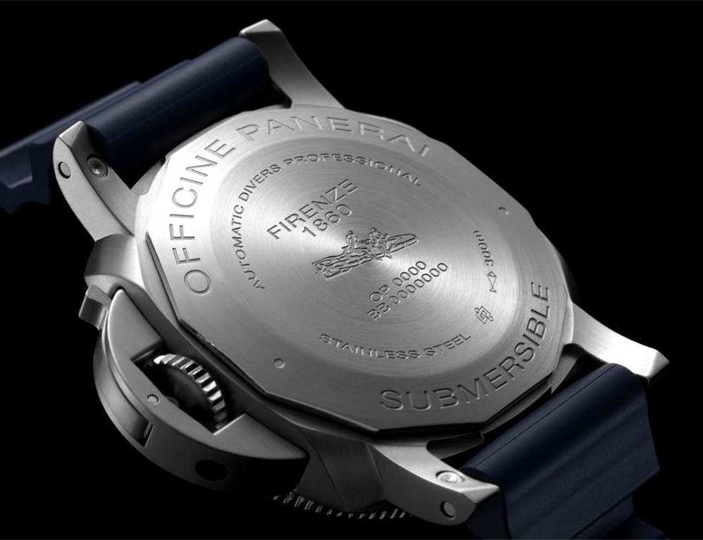 沛纳海42毫米潜水腕表「PAM00683和PAM00959」 第4张