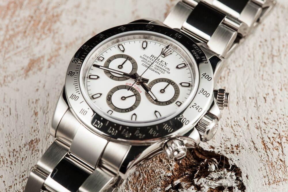 白色的腕表也是一种不错的选着 第4张