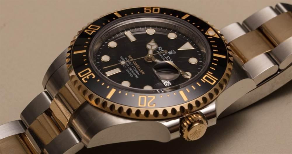 劳力士腕表126603 Sea-Dweller
