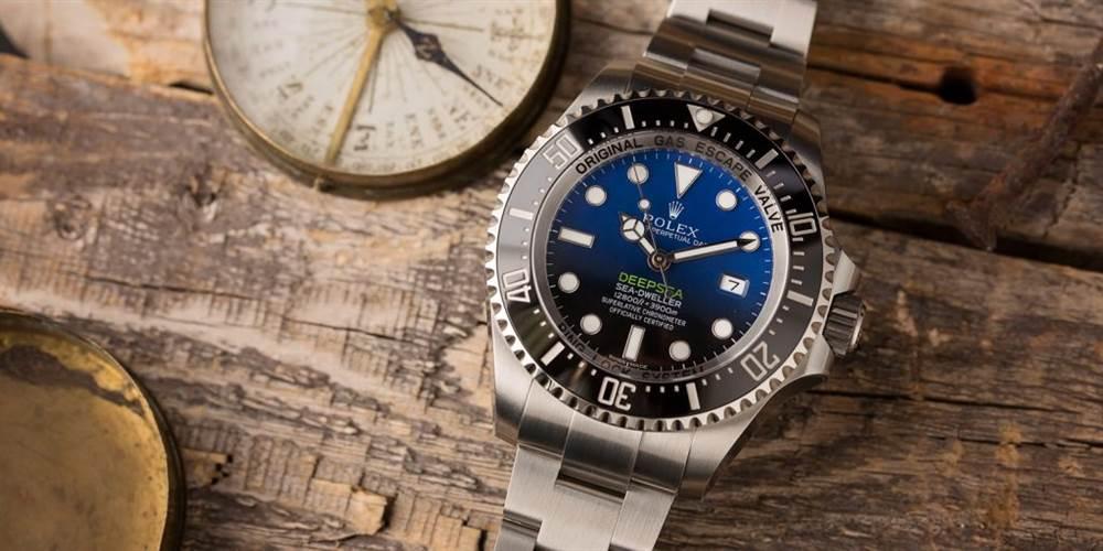 大手腕需要大腕表「大直径手表推荐」