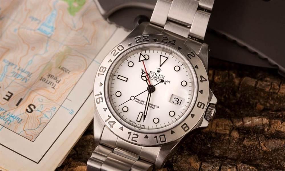 劳力士的Explorer II腕表与上一个系列相比如何 第3张
