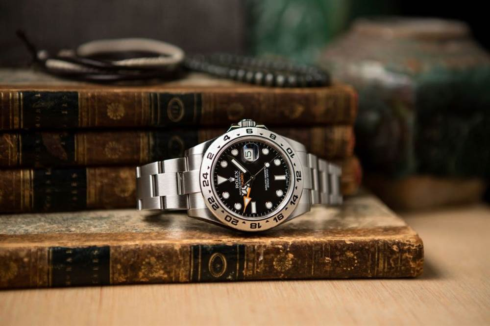 劳力士的Explorer II腕表与上一个系列相比如何 第1张
