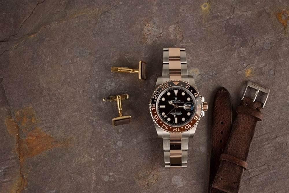 间金腕表推荐-最佳豪华双色手表 第2张