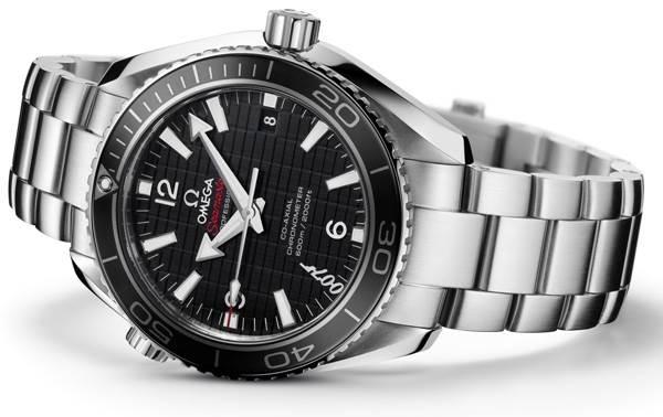 欧米茄海马星球海洋007 Skyfall手表