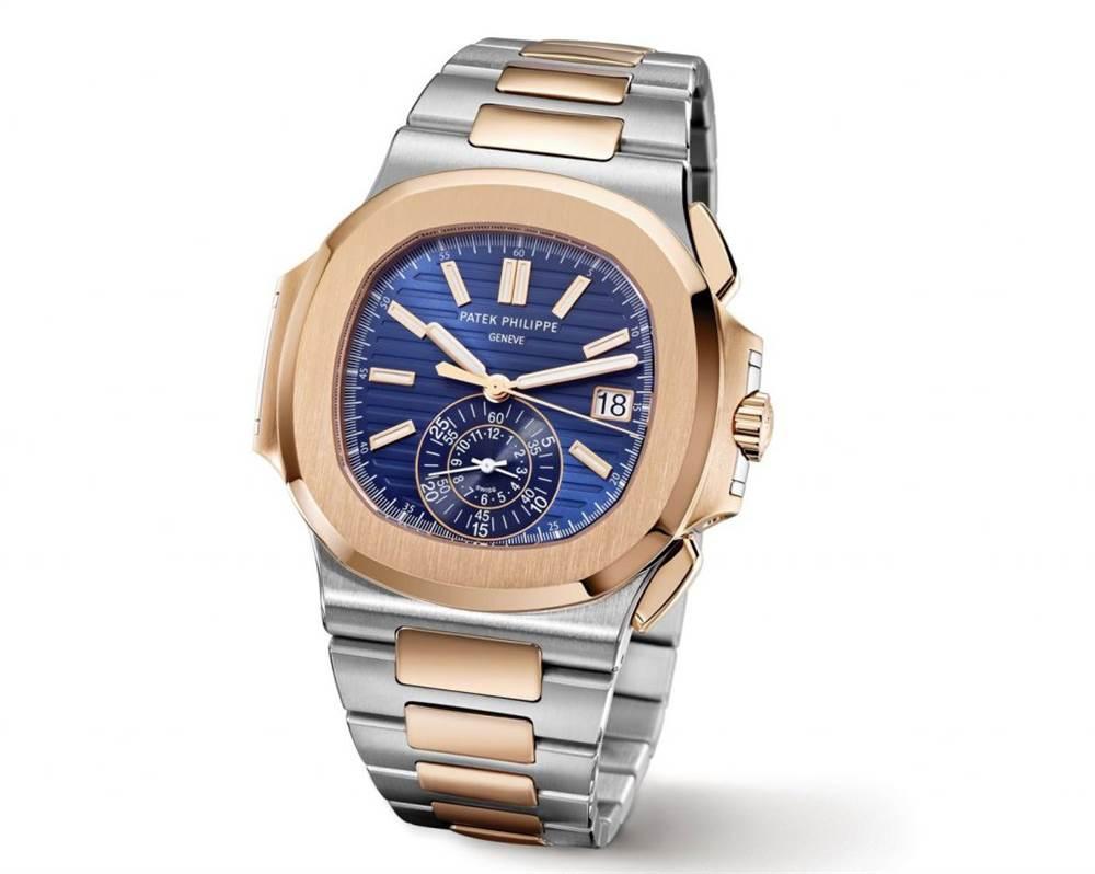 间金腕表推荐-最佳豪华双色手表 第3张