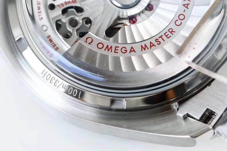 OM厂欧米茄超霸系列329.30.44.51.06.001腕表首发详解 第7张