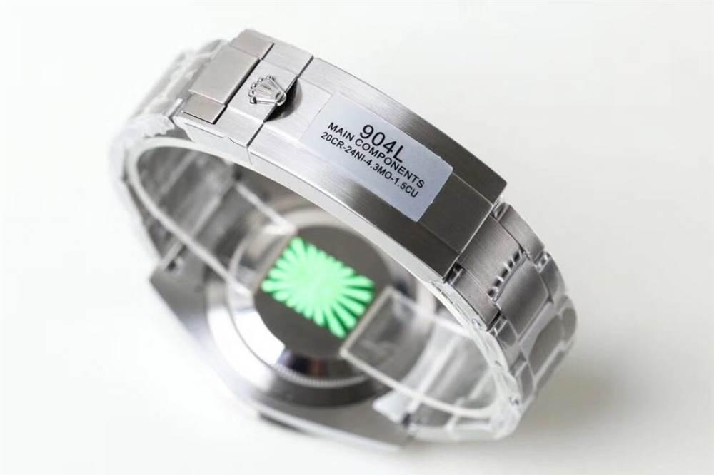 OR厂劳力士V9版绿水鬼116610LV腕表首发详解 第8张