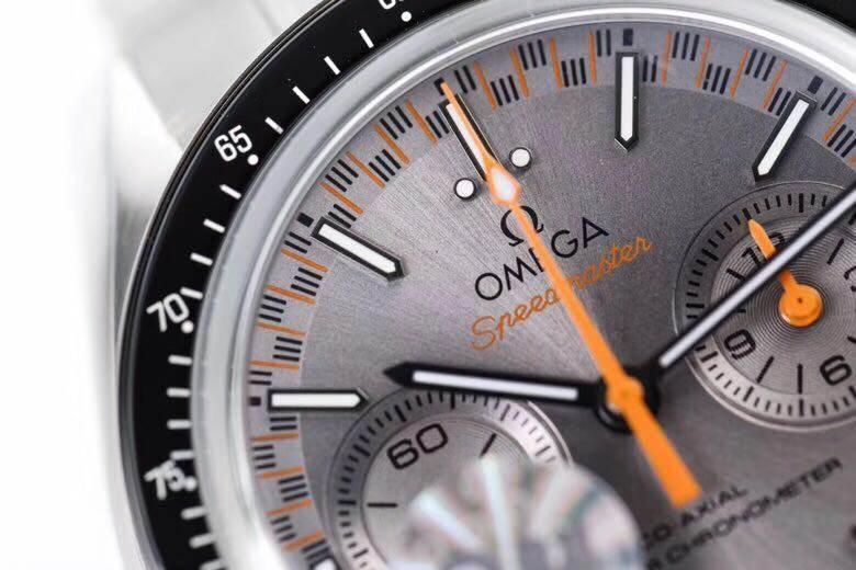 OM厂欧米茄超霸系列329.30.44.51.06.001腕表首发详解 第3张