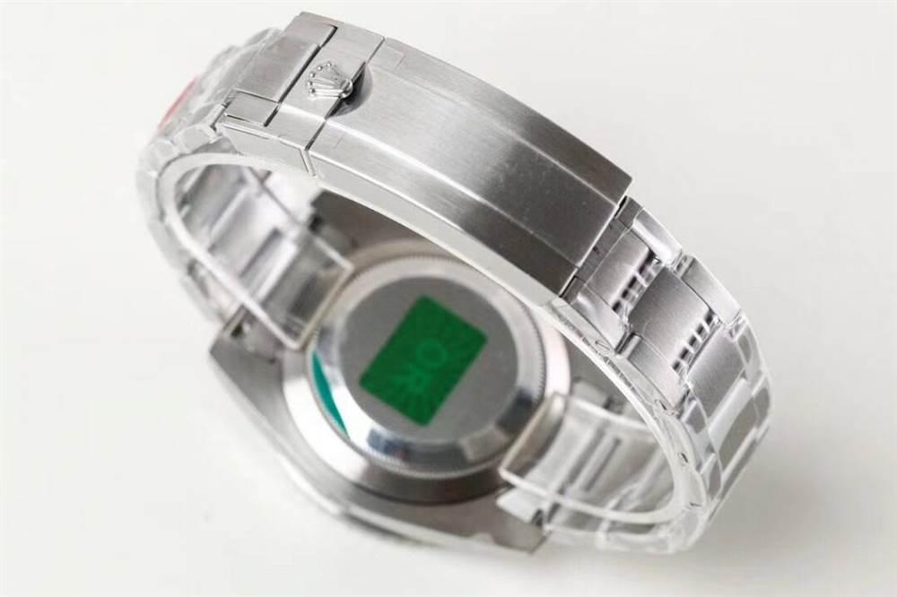 OR厂劳力士绿水鬼V10版116610LV腕表首发详解