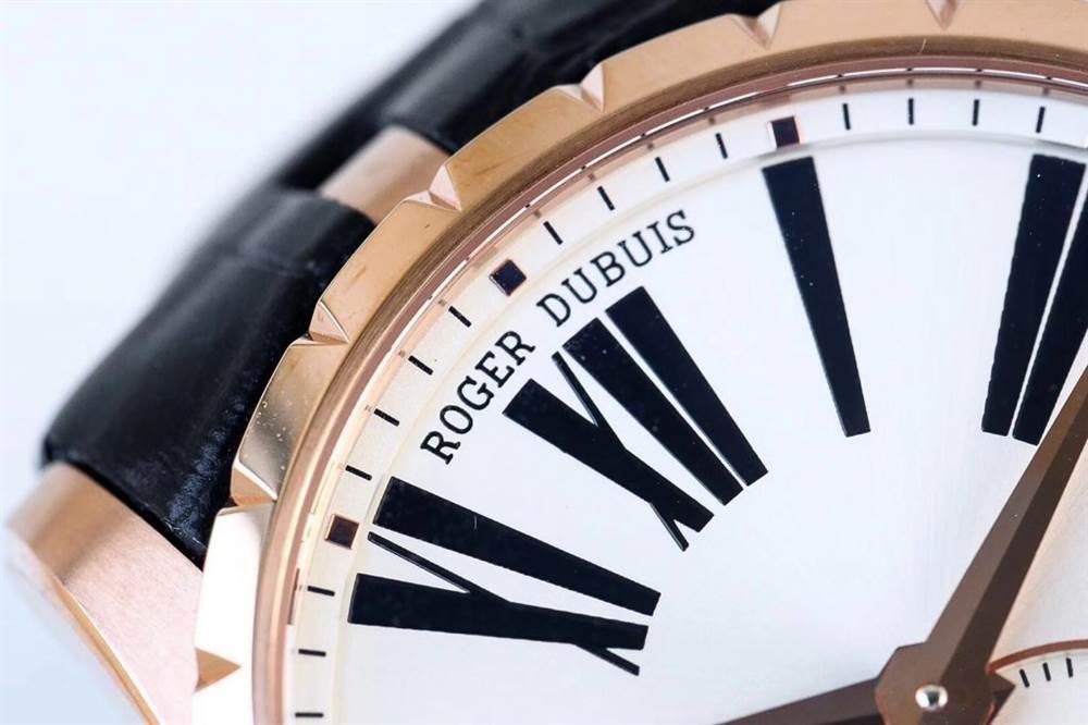 RD厂罗杰杜彼EXCALIBUR(王者系列)系列DBEX0538腕表首发详解 第3张