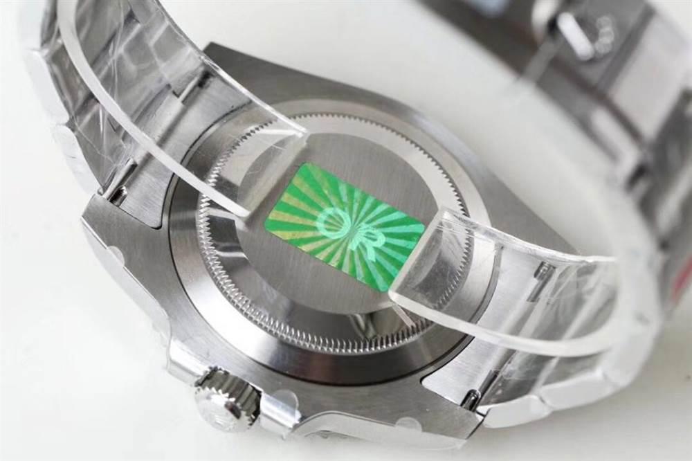OR厂劳力士V9版绿水鬼116610LV腕表首发详解 第9张