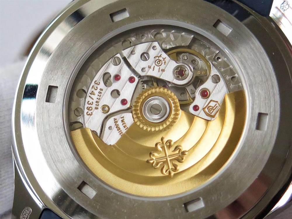ZF厂百达翡丽AQUANAUT系列5168G-001手雷时计腕表 第9张