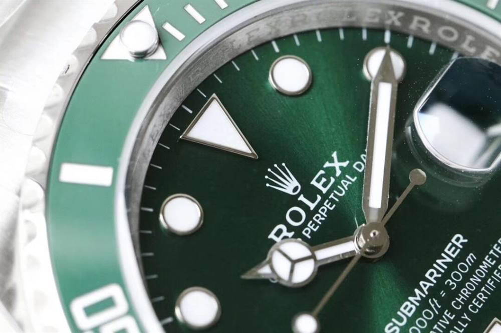 OR厂劳力士V9版绿水鬼116610LV腕表首发详解 第6张