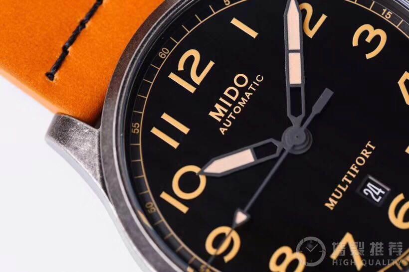 GG厂美度舵手系列M032.607.36.050.99腕表首发详解 第10张