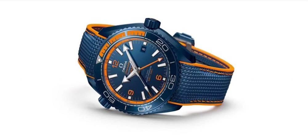 JH厂欧米茄海马600系列碧海之蓝腕表首发详解 第2张