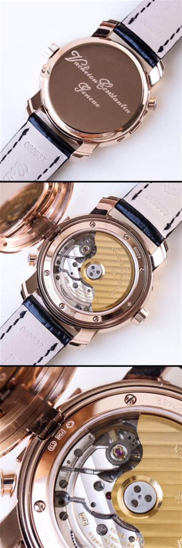 江诗丹顿马耳他系列42005两地时腕表首发详解 第9张