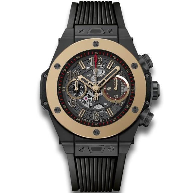 三种奢侈腕表公司制作的贵金属 第2张