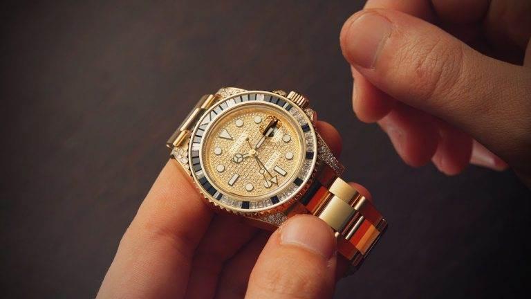 Elton John礼品公司售价80,000美元劳力士腕表 第2张