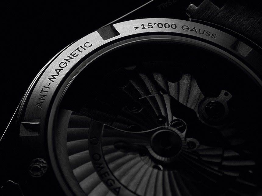 欧米茄Seamaster 300 Master Co-Axial 腕表简介 第4张