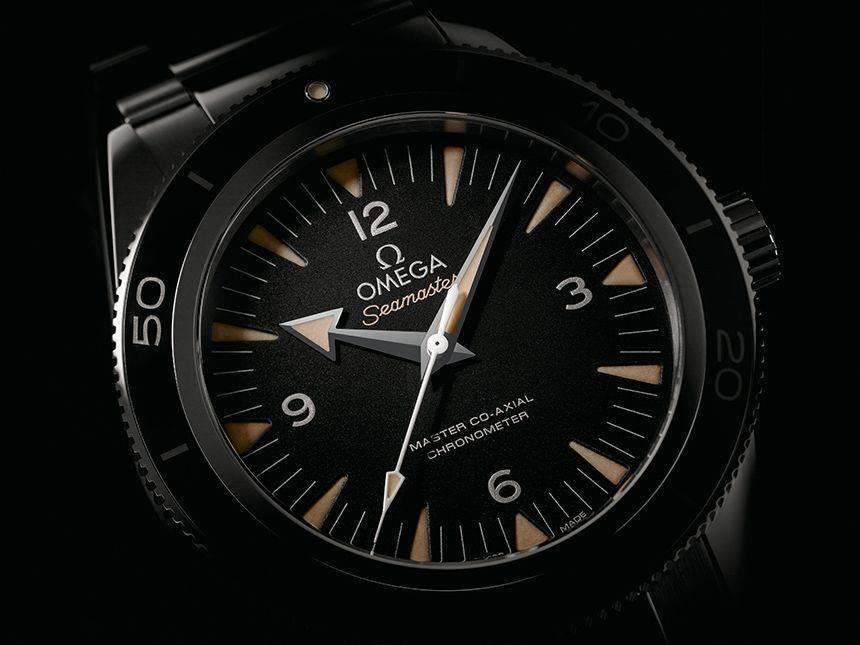 欧米茄Seamaster 300 Master Co-Axial 腕表简介 第3张
