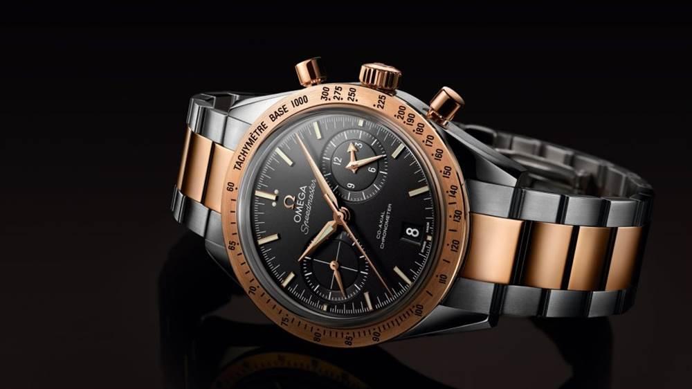 间金腕表推荐-最佳豪华双色手表 第4张