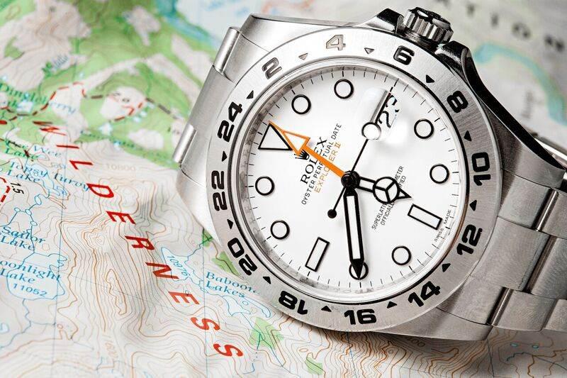 劳力士的Explorer II腕表与上一个系列相比如何 第5张