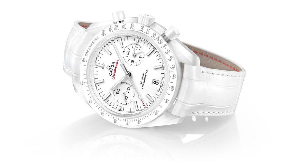 白色的腕表也是一种不错的选着 第3张