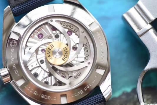 VS厂欧米茄海马系列马詹姆斯邦德007子弹头-海马007特别版腕表